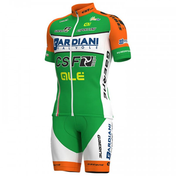 2018 Set BARDIANI CSF (2 Teile) - Profi-Radsport-Team