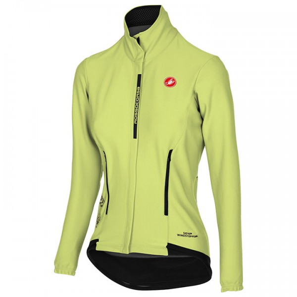 CASTELLI Light Jacket Perfetto hellgrün Für Damen