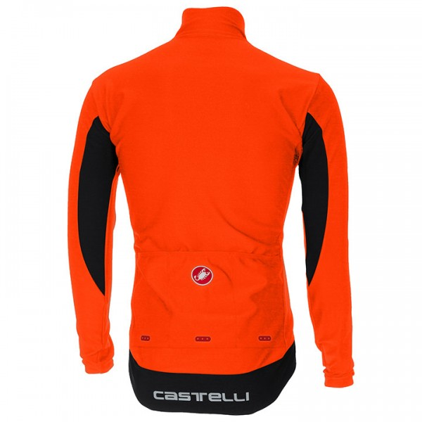 CASTELLI Light Jacket Perfetto orange Für Herren