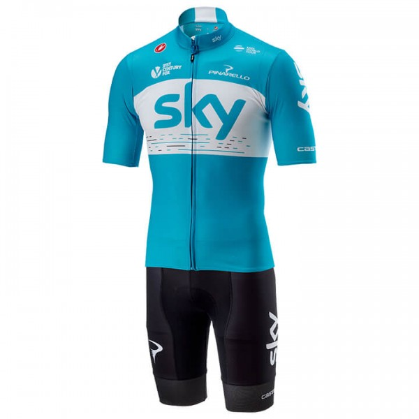 2018 Set TEAM SKY Training (2 Teile) - Profi-Radsport-Team