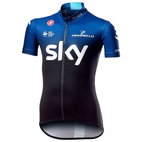 2019 TEAM SKY trikot - Profi-Radsport-Team