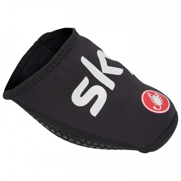 2019 TEAM SKY Toe Covers - Profi-Radsport-Team