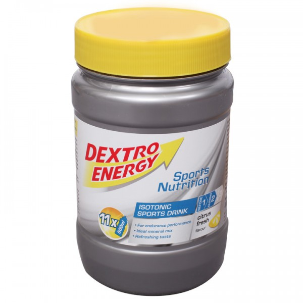 DEXTRO ENERGY Iso Drink Citrus fresh 440g Dose