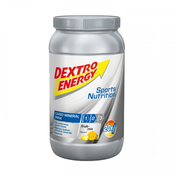 DEXTRO ENERGY Iso Fast Drink Fruit Mix 1120g Dose