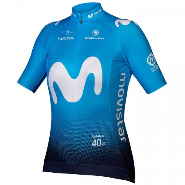 2019 MOVISTAR TEAM trikot - Profi-Radsport-Team