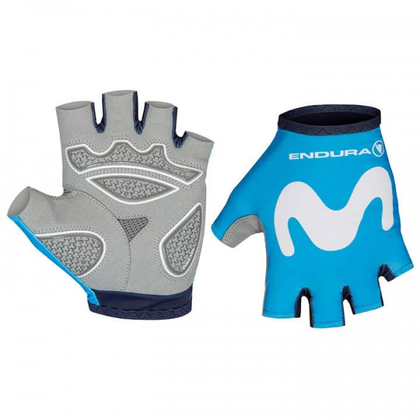 2019 MOVISTAR TEAM Handschuhe - Profi-Radsport-Team