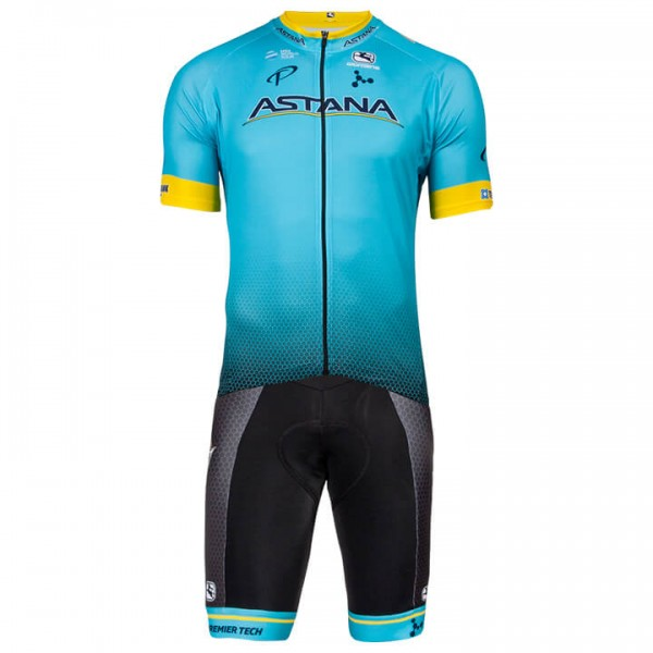 2018 Set ASTANA PRO TEAM (2 Teile) - Profi-Radsport-Team