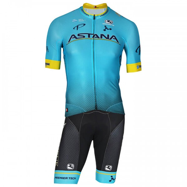 2018 Set ASTANA PRO TEAM FRC (2 Teile) - Profi-Radsport-Team