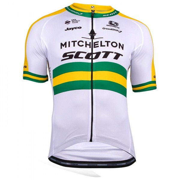 2018-2019 Set MITCHELTON - SCOTT Australischer Meister - Profi-Radsport-Team