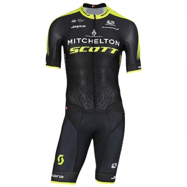 2018 Set MITCHELTON - SCOTT FRC (2 Teile) - Profi-Radsport-Team