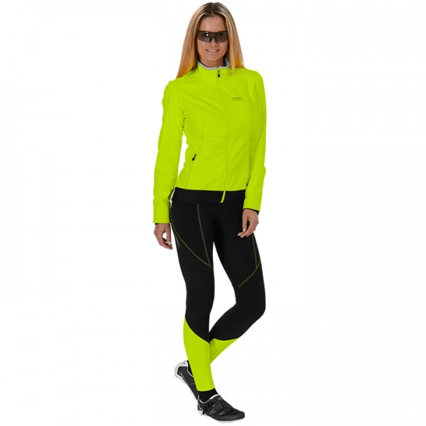 Set (2 Teile) GORE C3 Windstopper Thermo Für Damen