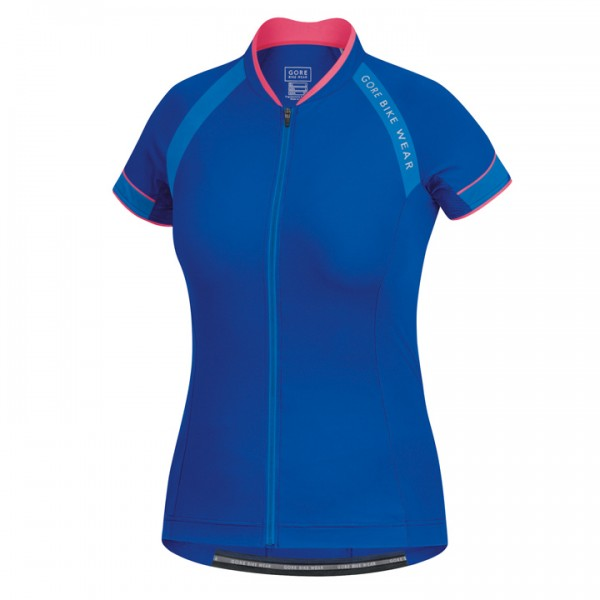 GORE trikot Power 3.0 blau Für Damen
