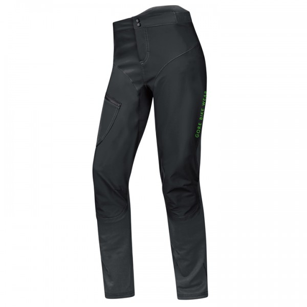 GORE lange Radhose o. Polster Power Trail SO 2in1 Für Herren