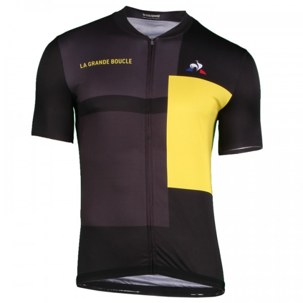 2018 Tour de France La Grande Boucle Kurzarmtrikot - Profi-Radsport-Team