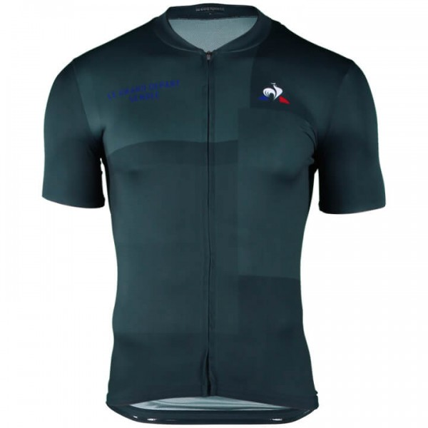2018 Tour de France Le Grand Depart Vendee Kurzarmtrikot - Profi-Radsport-Team