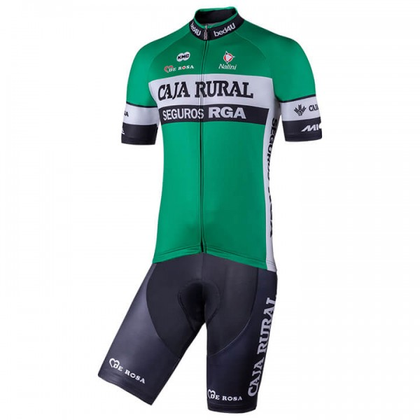 2018 Set CAJA RURAL - SEGUROS RGA (2 Teile) - Profi-Radsport-Team