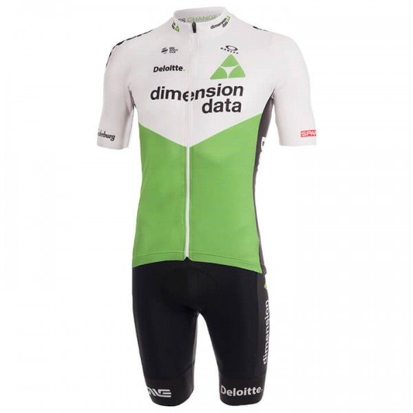 2018 Set TEAM DIMENSION DATA (2 Teile) - Profi-Radsport-Team