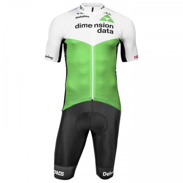2018 Set Team TEAM DIMENSION DATA Race (2 Teile) - Profi-Radsport-Team