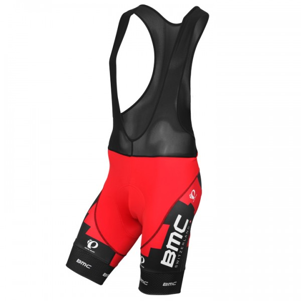 BMC RACING TEAM kurze Trägerhose P.R.O. LTD 2016 - Profi-Radsport-Team