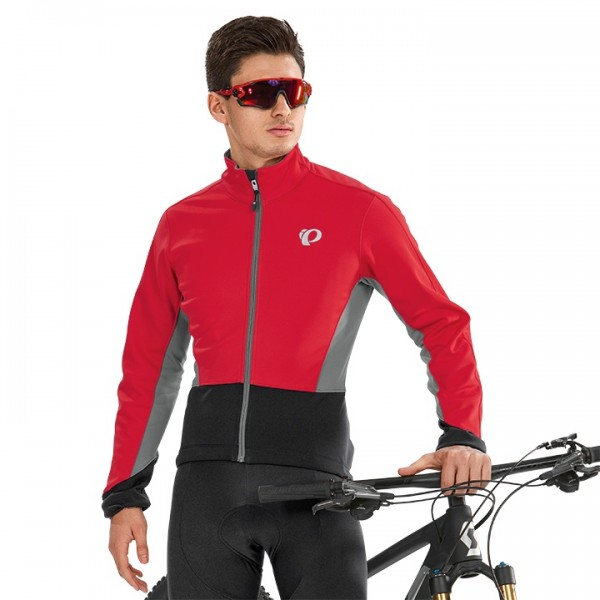 PEARL IZUMI Winterjacke Elite Pursuit Softshell Für Herren