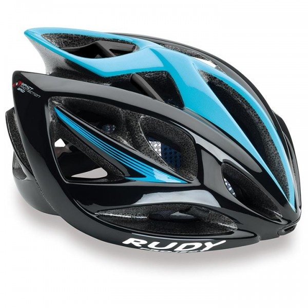 2018 RUDY PROJECT Radhelm Airstorm shiny