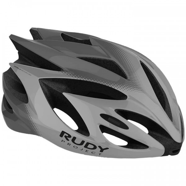 2019 RUDY PROJECT Radhelm Rush shiny grau