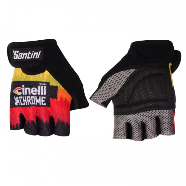 CINELLI CHROME Handschuhe 2016 - Profi-Radsport-Team