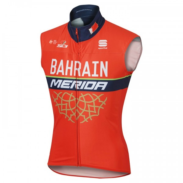 2017 BAHRAIN-MERIDA Windweste - Profi-Radsport-Team