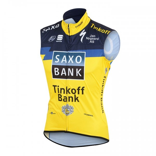 SAXO-TINKOFF Windweste 2013 - Profi-Radsport-Team