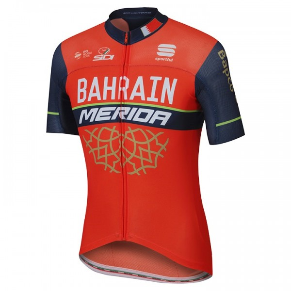 2017 Set BAHRAIN-MERIDA Pro Race (2 Teile) - Profi-Radsport-Team