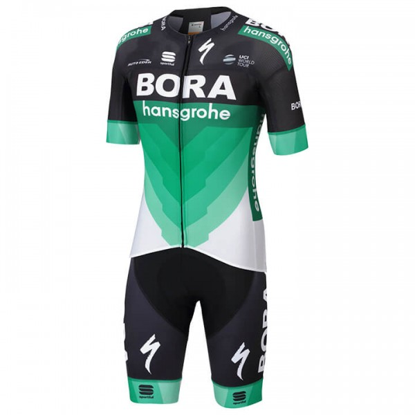 2018 Set BORA-hansgrohe Pro Light (2 Teile) - Profi-Radsport-Team
