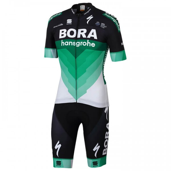 2018 Set BORA-hansgrohe Team (2 Teile) - Profi-Radsport-Team
