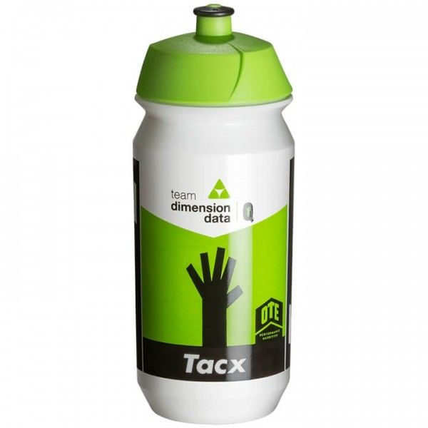 2019 TACX Trinkflasche 500 ml Team Dimension Data - Profi-Radsport-Team