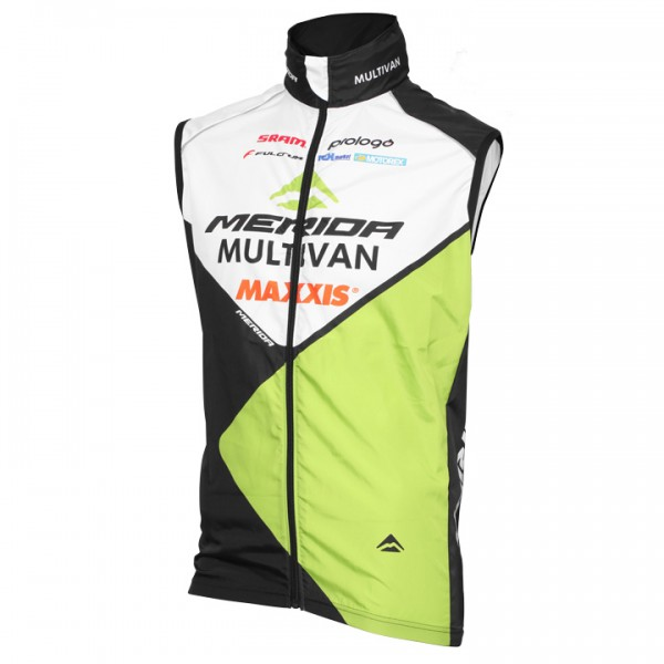 MULTIVAN MERIDA BIKING TEAM Windweste 2016 - Profi-Radsport-Team