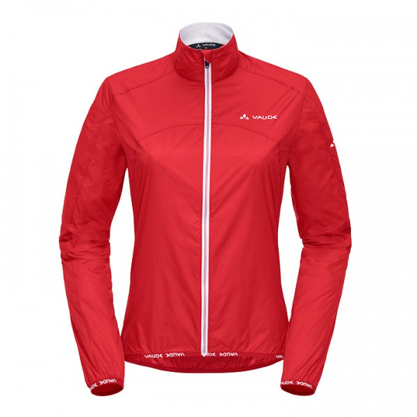 VAUDE Windjacke Air II rot Für Damen