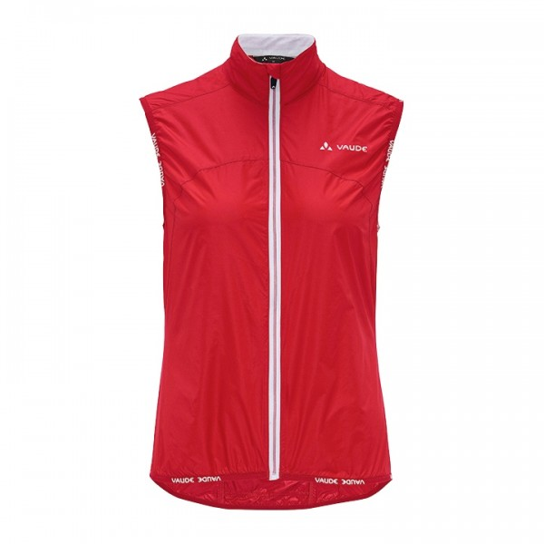 VAUDE Windweste Air II rot Für Damen