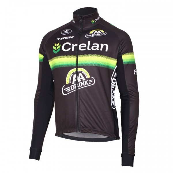 CRELAN-AA DRINK Winterjacke 2016 - Profi-Radsport-Team