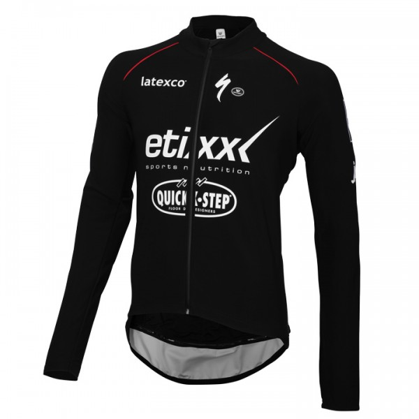 ETIXX-QUICK STEP Zero Aqua Light Jacket 2016 - Profi-Radsport-Team
