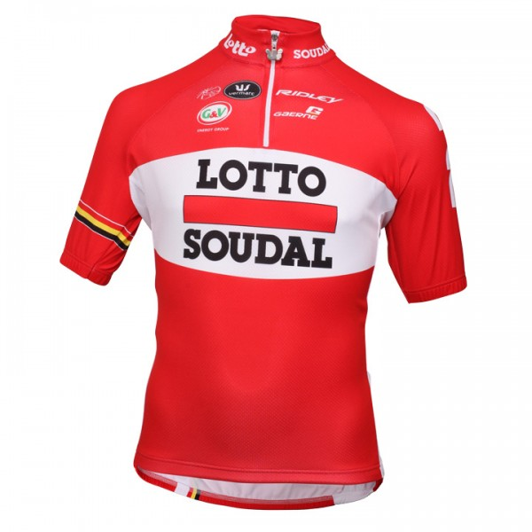 LOTTO SOUDAL trikot 2016 - Profi-Radsport-Team