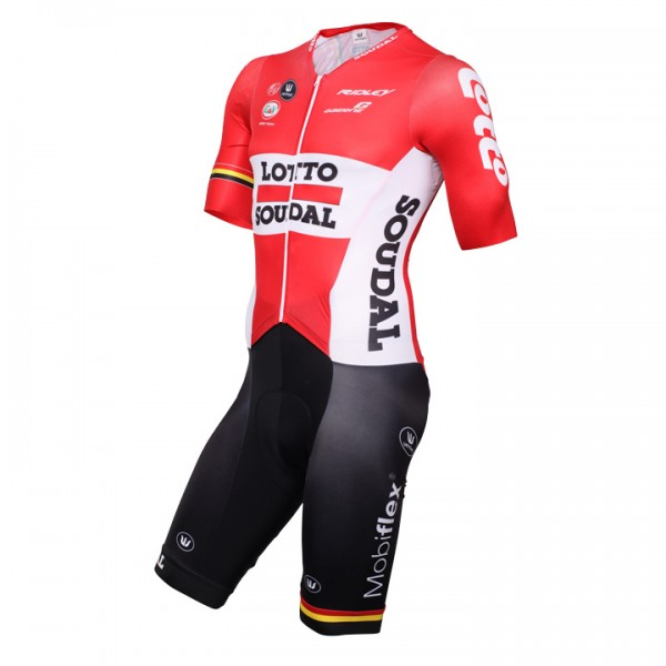 LOTTO SOUDAL Racebody 2016 - Profi-Radsport-Team