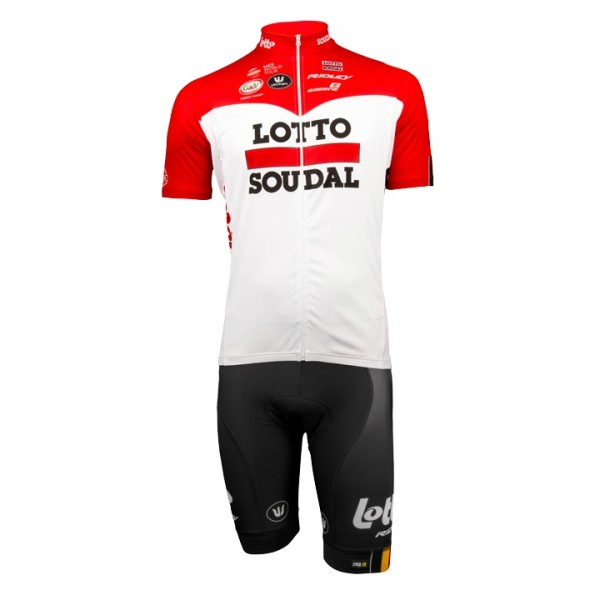 2018 Set LOTTO SOUDAL (2 Teile) - Profi-Radsport-Team