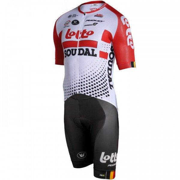 2019 Set LOTTO SOUDAL PRR Summer (2 Teile) - Profi-Radsport-Team