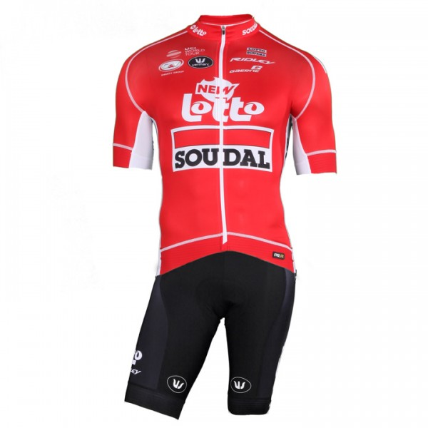 2018 Set LOTTO SOUDAL Tour de France PRR (2 T.) - Profi-Radsport-Team