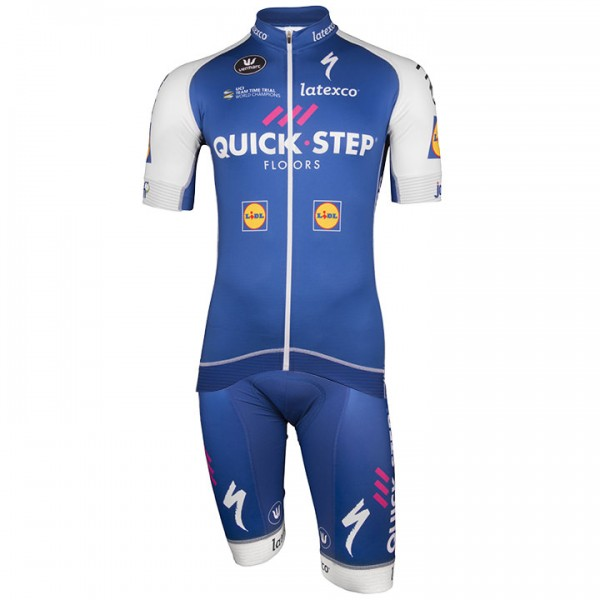 2017 Set QUICK - STEP FLOORS PRR (2 Teile) - Profi-Radsport-Team