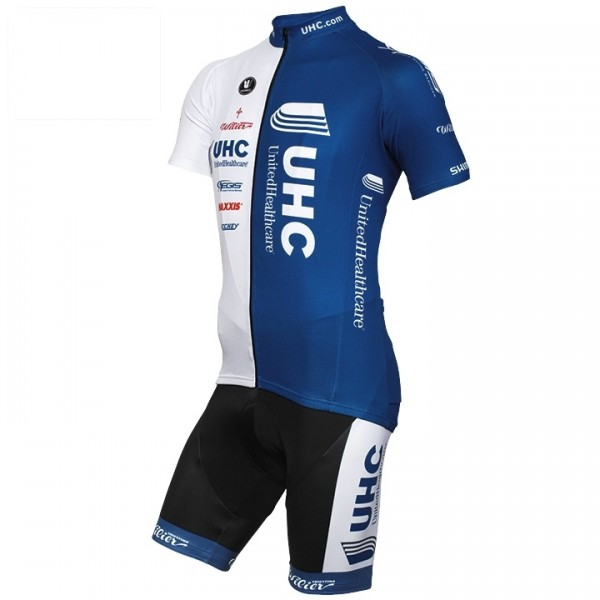 Set UNITED HEALTHCARE PRO CYCLING langer RV 2014 - Profi-Radsport-Team