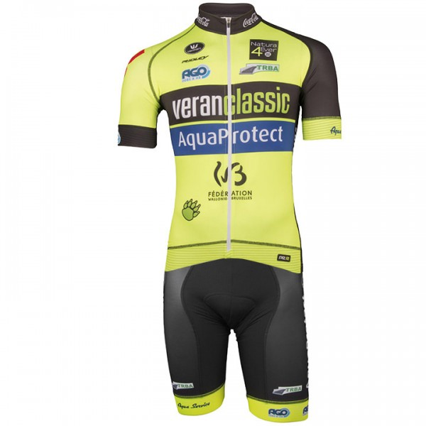 2017 Set WB VERANCLASSIC AQUALITY PROTECT PRR - Profi-Radsport-Team